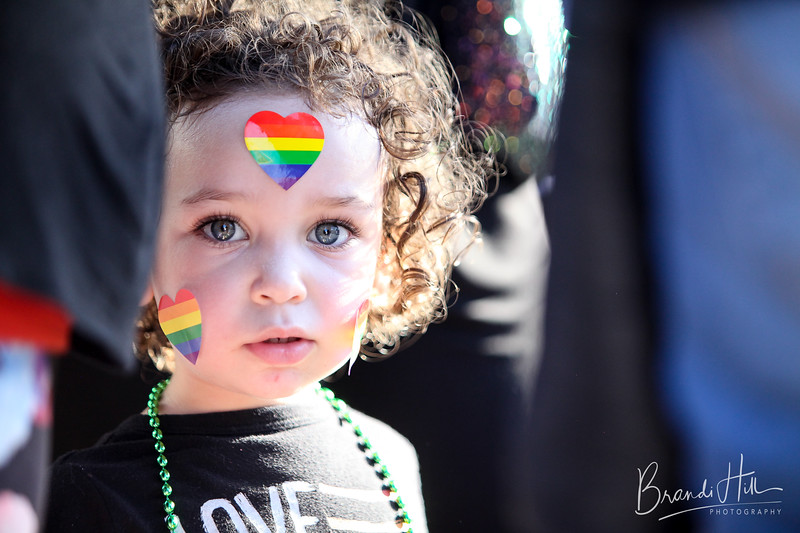 Brandi Hill, Jacksonville Pride, 2018
