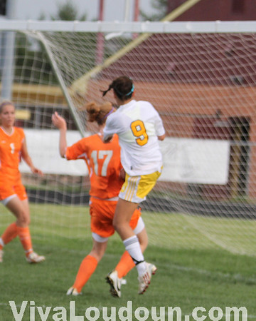 Girls Soccer: Region II Quarterfinal - Kettle Run vs. Broad Run (by Dan Sousa)