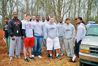 Potato Project Football Team