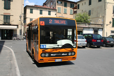 Buses from Abroad