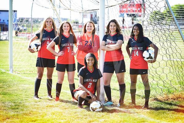 Lakota West Girls Soccer 2017