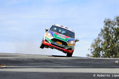 40 Rally Islas Canarias TCSS 13 Valleseco 2