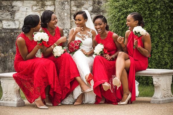 Afro Caribbean Wedding Photography