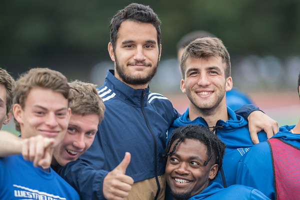 Men's Soccer vs Castleton, Oct 2019
