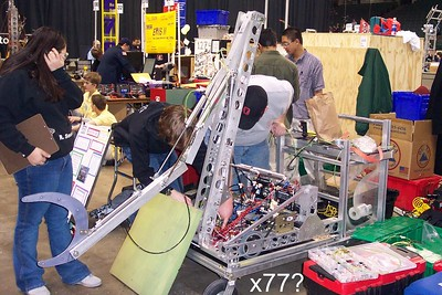 2005 Competitive (other team) Robots