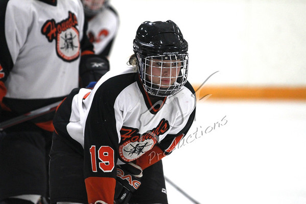 2013-03-03 Junior A Girls Hockey