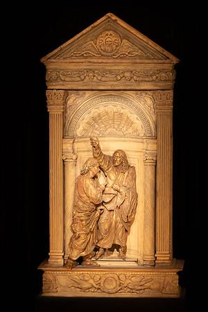 Christ and St. Thomas