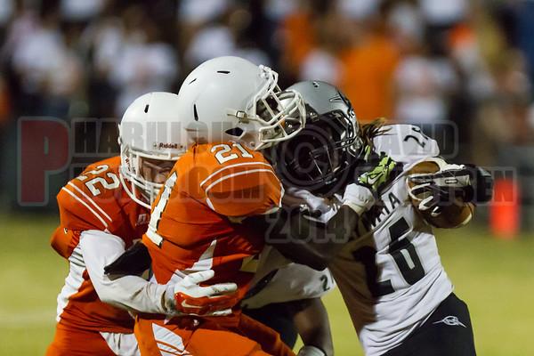 Boone Varsity Football #21 - 2014