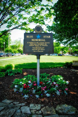 Naperville Military Memorials