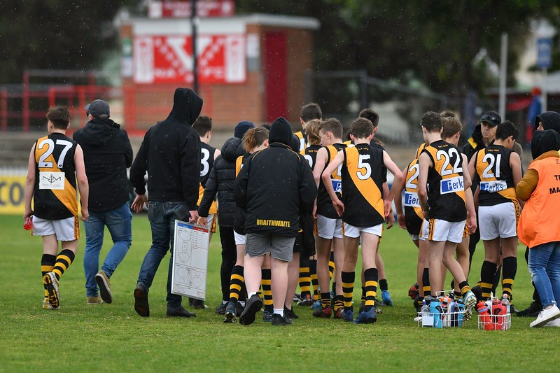 2021 Under 13 Division 1 North East, Grand Final Broadview v Modbury