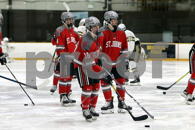 2018-19 Hockey Landon 1 v St John's 4