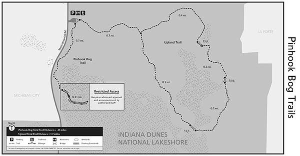 Indiana Dunes National Park (Pinhook Bog Trails)