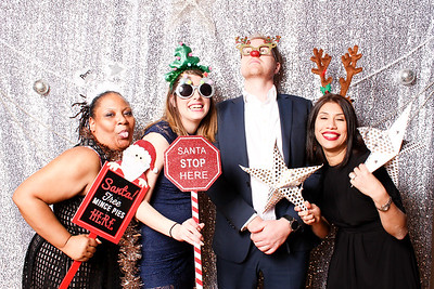 Nuffield Health Head Office xmas party