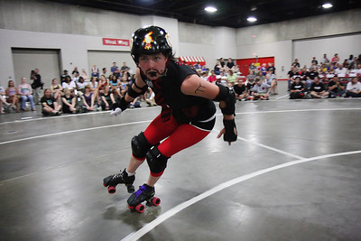 DCRG - Derby City Roller Girls