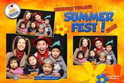 Newport Village Summerfest 2015