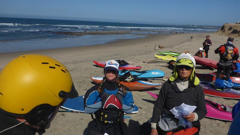 ACA L4 Surf Kayak ICW