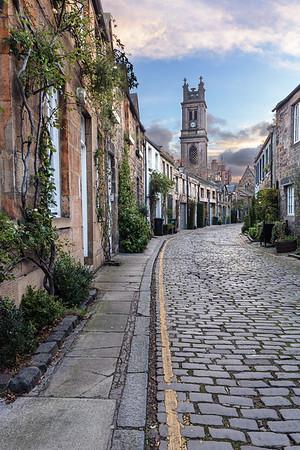 The New Town, Stockbridge & Dean Village