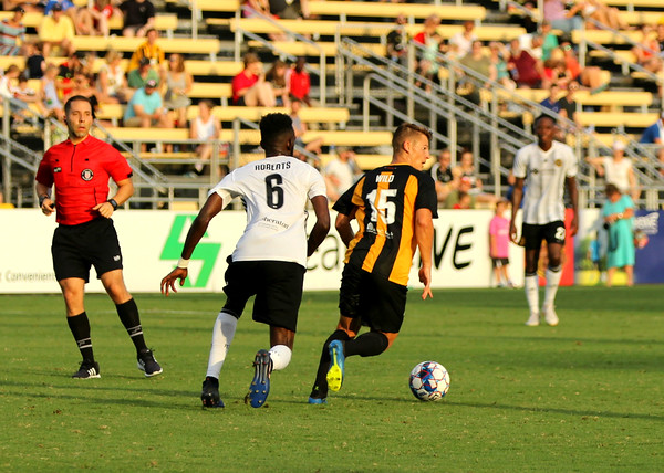 Charleston Battery vs Pittsburgh Riverhounds June 23 2018