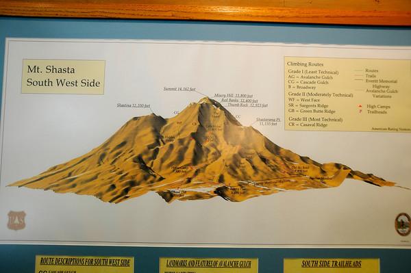 Mt Shasta 2012 Climb to Fight Breast Cancer