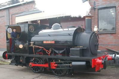 Chasewater Railway 2019