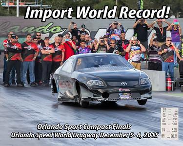 Orlando Sport Compact Finals 12/05-06/2015