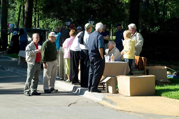 2008 Parish Activities
