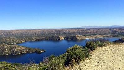 Silverwood Lake - May 3, 2015