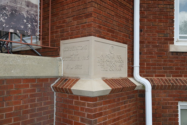 IMH 100 yr Cornerstone Rededication 09-12-2015