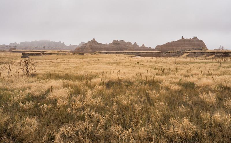 Castle to Fossil Trail Badlands Nat'l Park