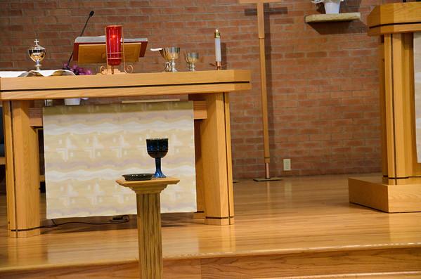 Ava Madison's Christening