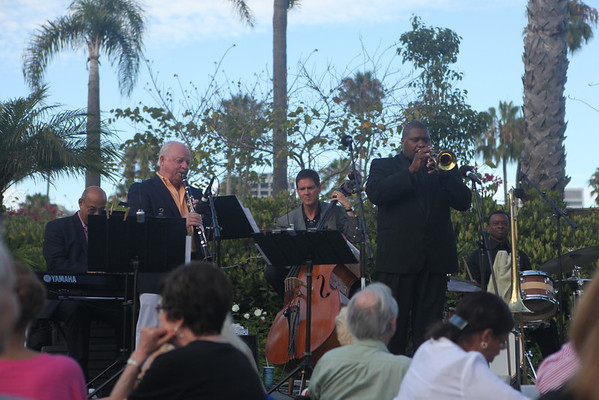 "Sunset Series III Newport Beach 7/18/2012 Wycliffe Gordon ""Hello Pops"""