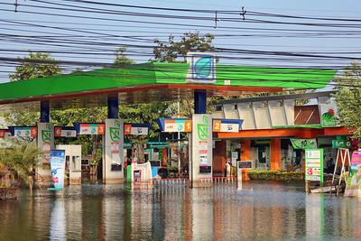 Petrol Station, Rangsit #1 (10Nov)