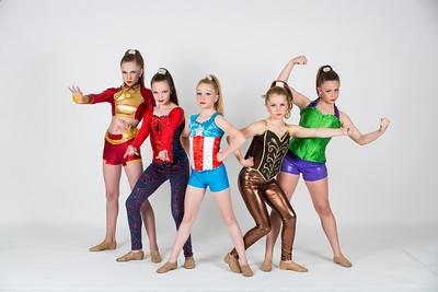 Dance / Cheer Studios