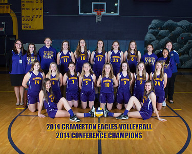 2014 Cramerton Team Photos