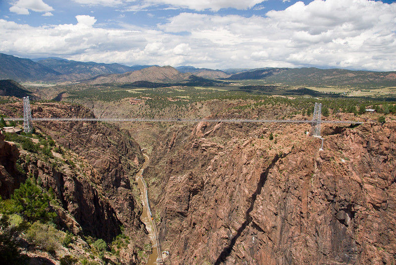2007 Colorado Trip - Royal Gorge From West Side