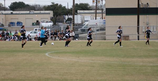 2008 Clark Soccer Pre-Season