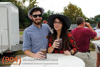Bold City Brewery 5th Yr Anniversary - 10.19.13