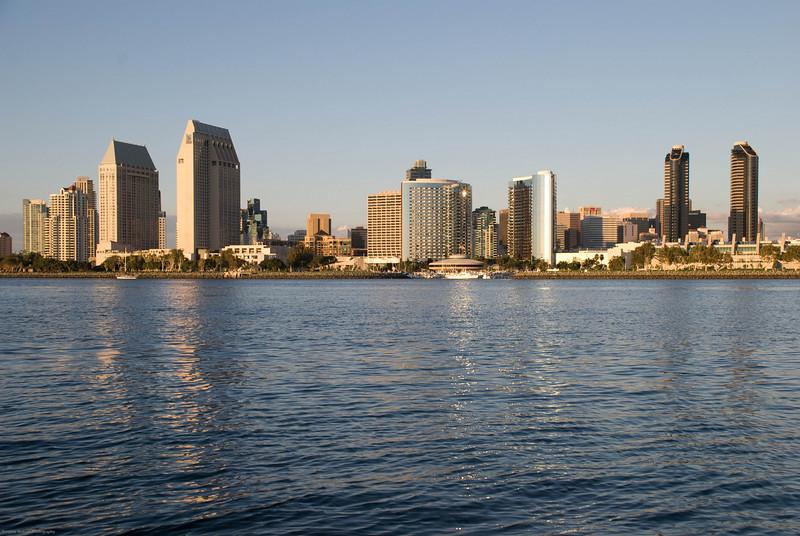 Cityscape  |  2008  San Diego, CA