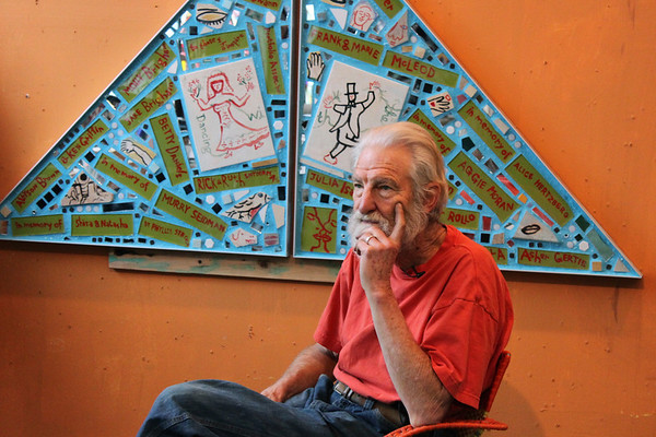 Isaiah Zagar Collaboration