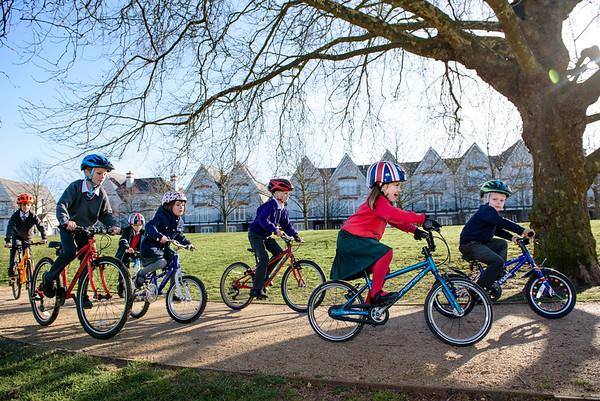 Cycling UK school