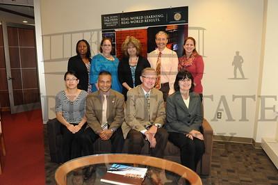 14352 RSCOB Advising Office group photo 9-2-14