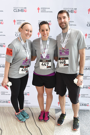 2018 Fight for Air Climb – Oakbrook Terrace
