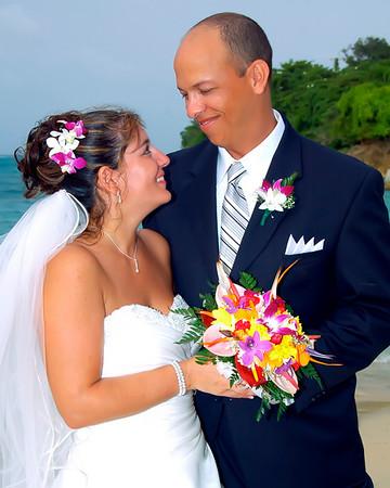 Wedding in Jamaica (album pix)
