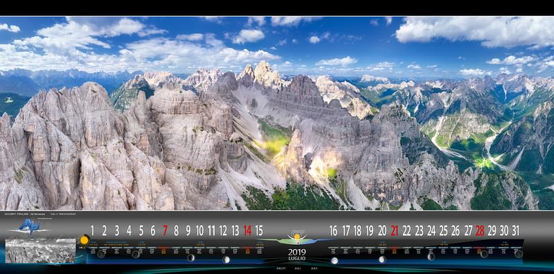 Luglio - Val Montanaia