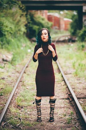Stephanie Steed Tracks to Nowhere