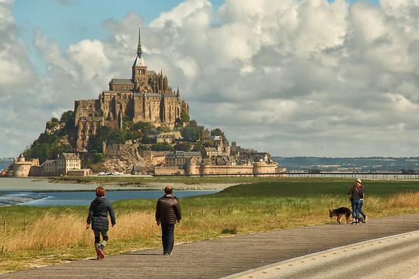 Mont Saint Michel  - juin 2019
