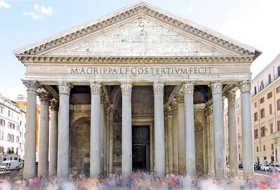 Europe, Rome, Pantheon