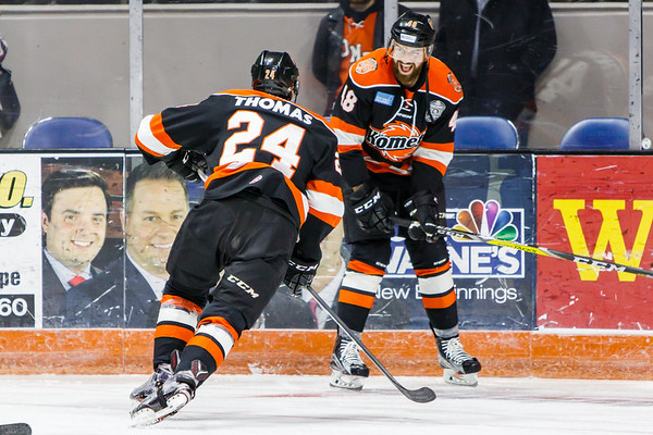 2/3/17 Komets vs. Rapid City