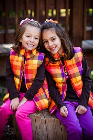 Abby & Elizabeth 2012