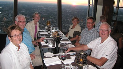 Jens og Karen Marie, Frits og Lene's vacation in Canada 2011